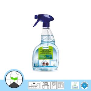 Enzypin bioaktiivne puhastusvahend läikivatele pindadele